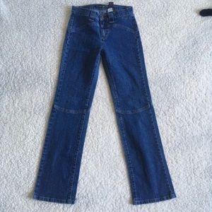DKNY Vintage Denim Straight leg Jeans 2